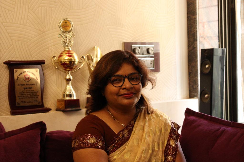 CEO Surekha bhosale - Hrishi computer
