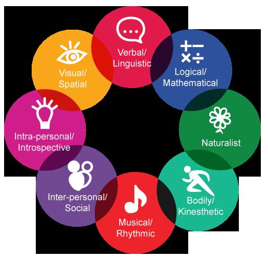 DMIT Service - 8 Multiple Intelligences