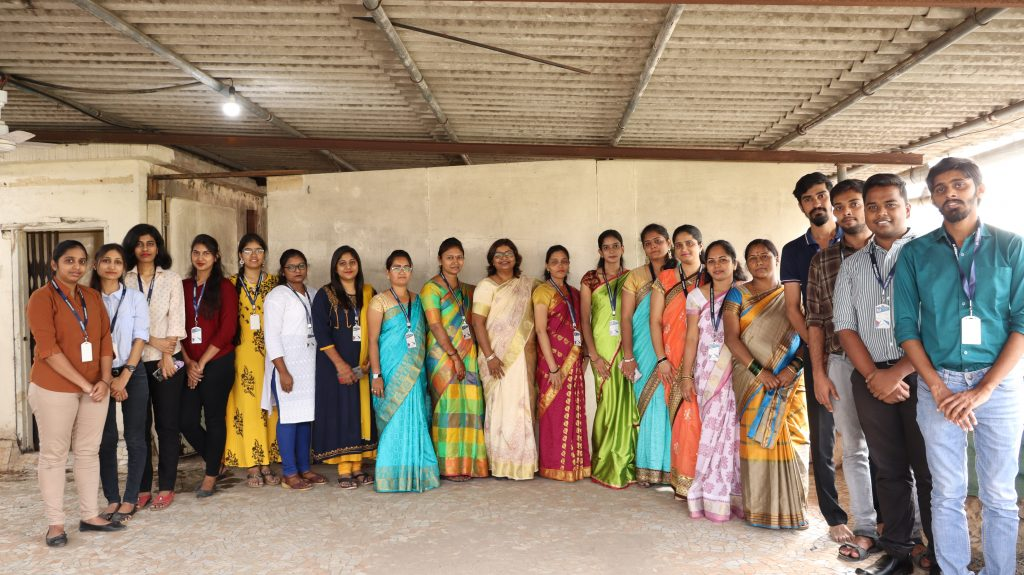 Hrishi Computer Education Staff