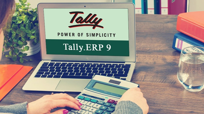 Tally ERP.9 with GST