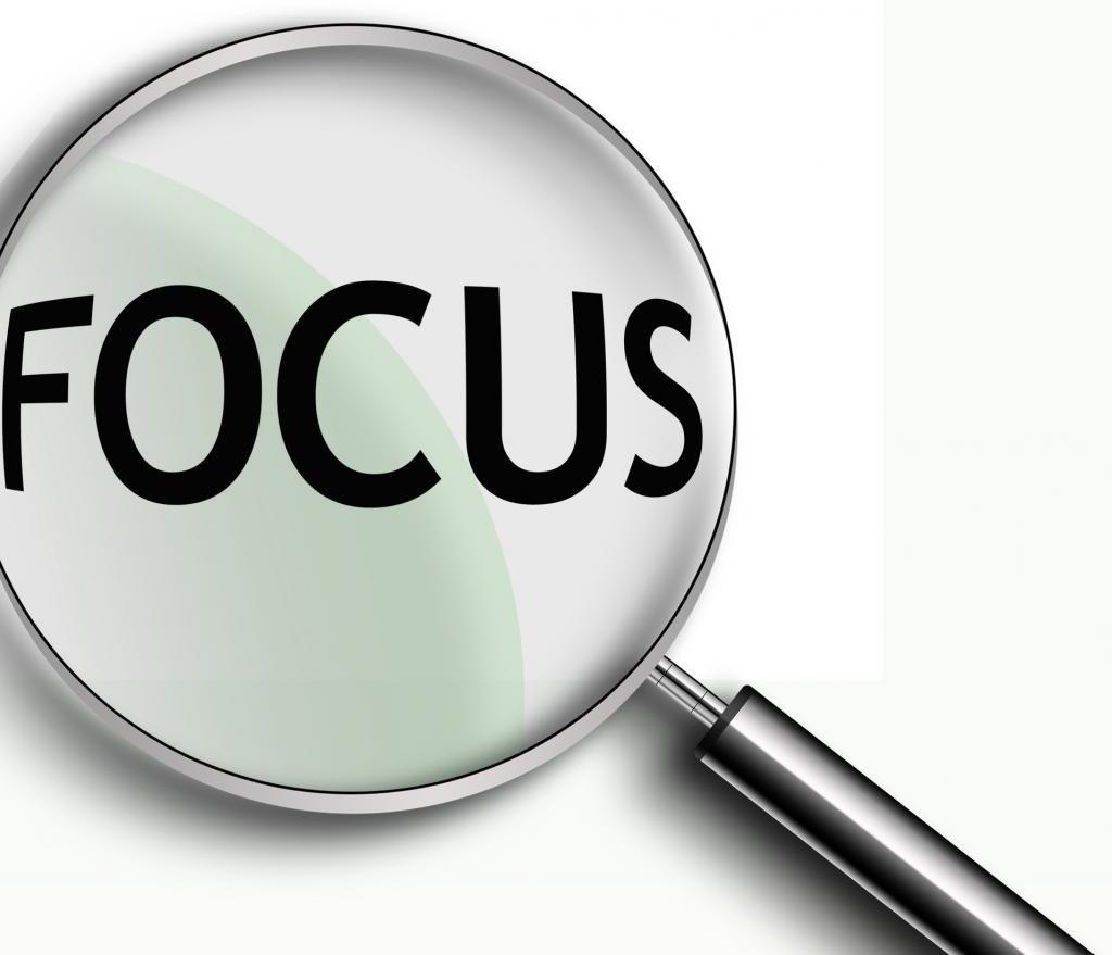 Rule 1: Keep the Focus