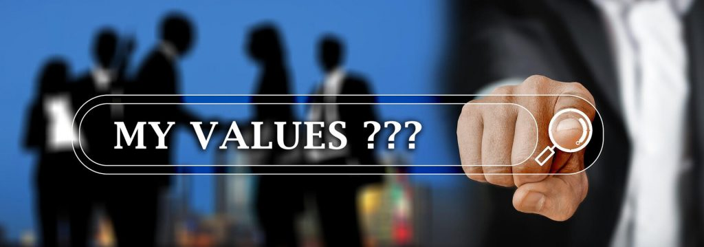 Question 2: What are my values?