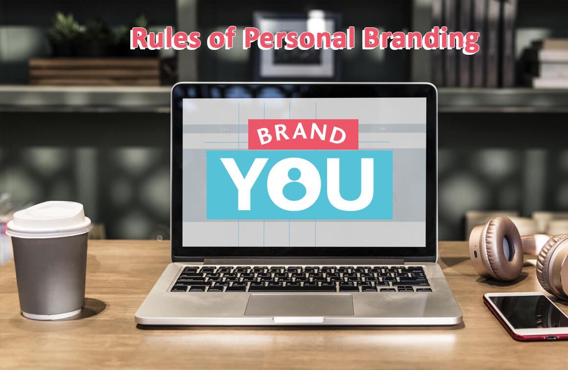 rule of personal branding