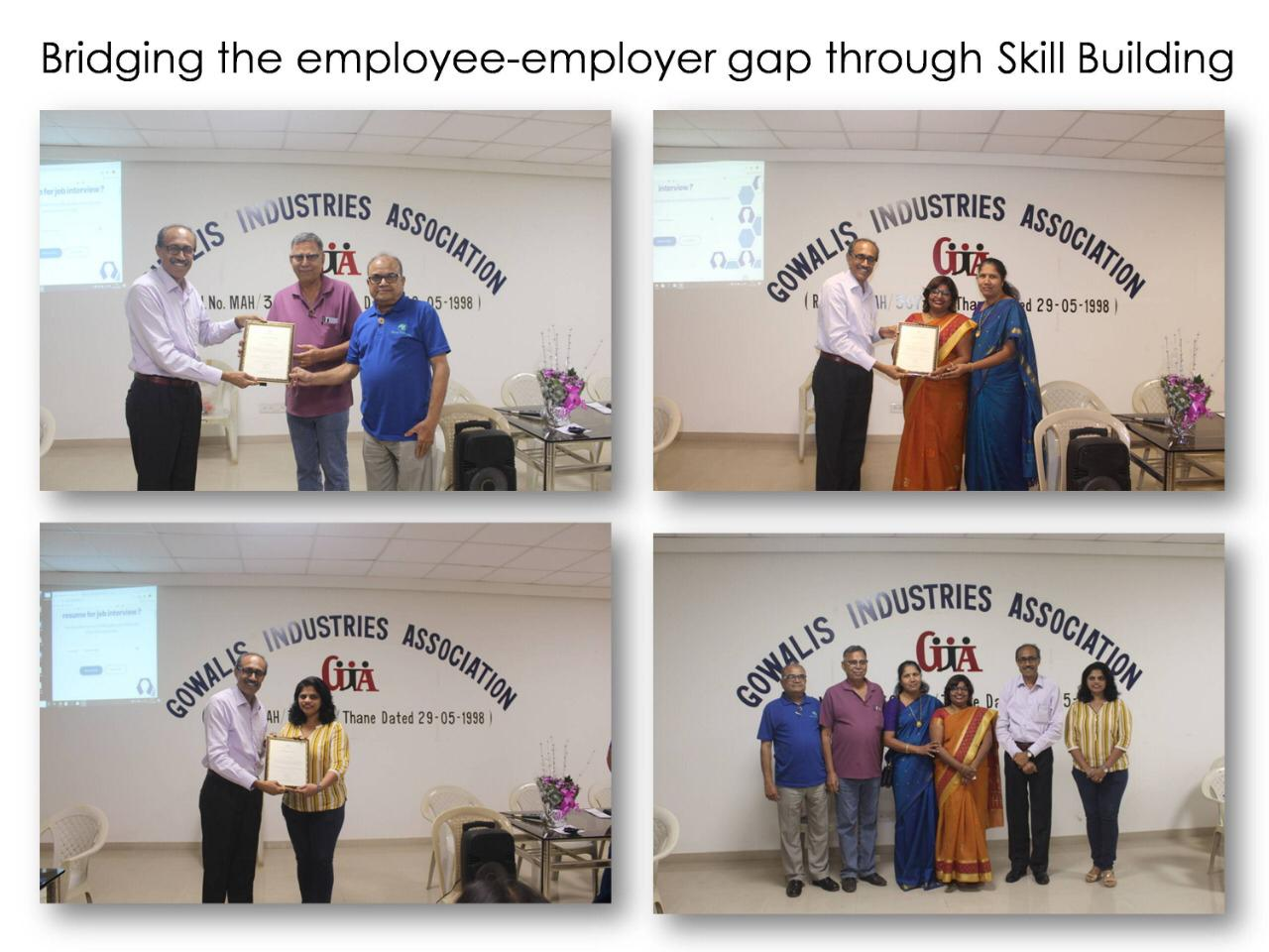 Bridging the employee-employer gap