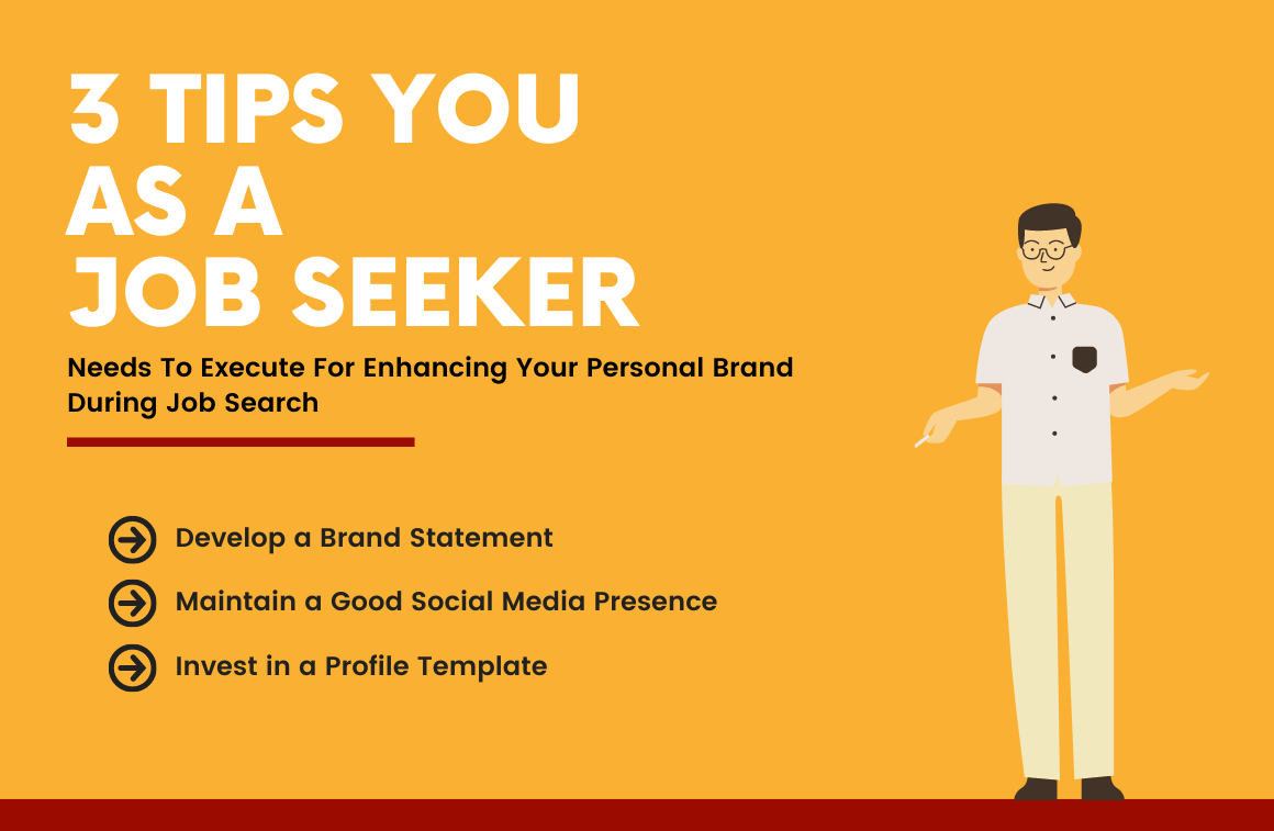 3 Tips You As A Job Seeker