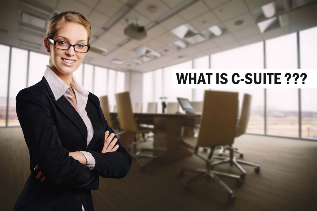 What is c-suite?